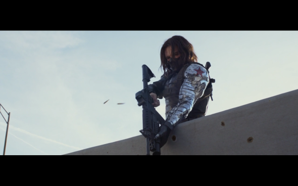 Captain America The Winter Soldier - 1487