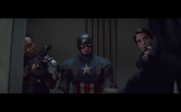 Captain America The Winter Soldier - 1840