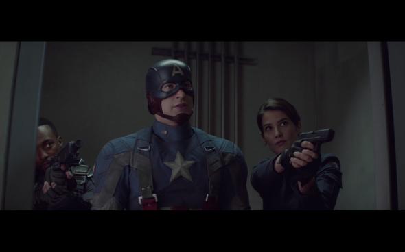 Captain America The Winter Soldier - 1842