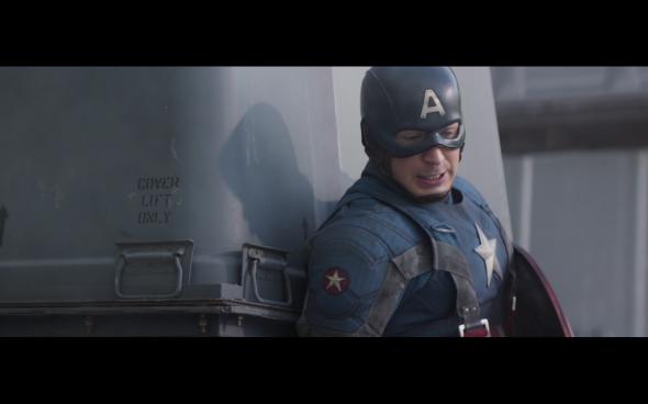 Captain America The Winter Soldier - 1945