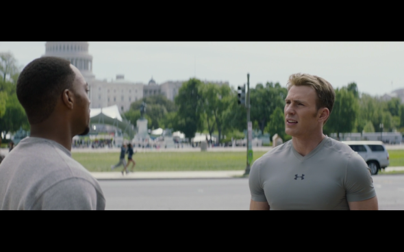 Captain America The Winter Soldier - 20