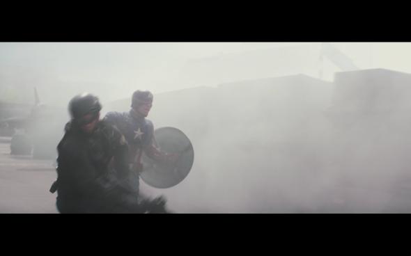 Captain America The Winter Soldier - 2003