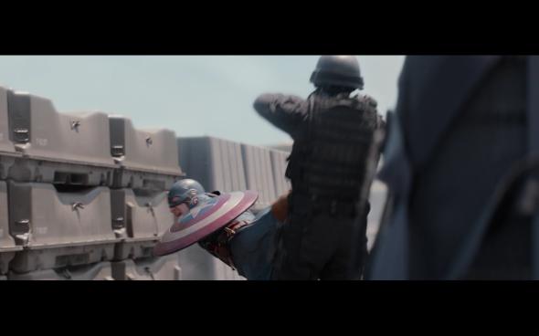 Captain America The Winter Soldier - 2005