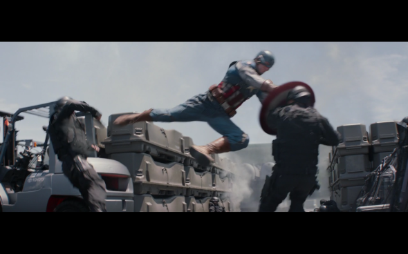 Captain America The Winter Soldier - 2006