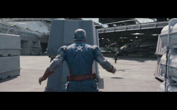 Captain America The Winter Soldier - 2008