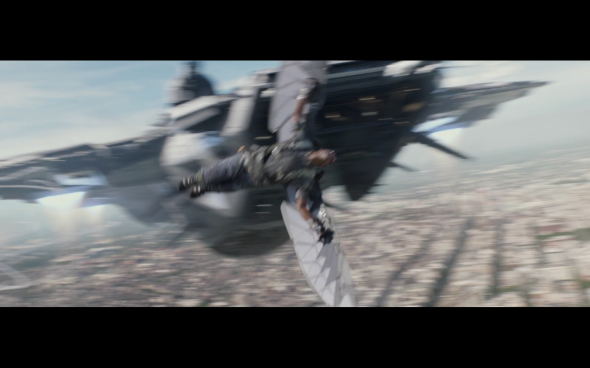 Captain America The Winter Soldier - 2034