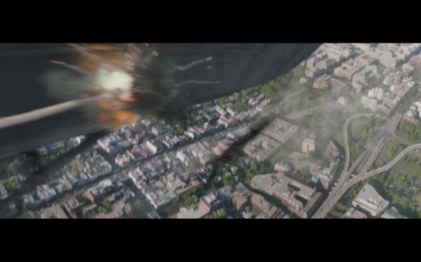 Captain America The Winter Soldier - 2035