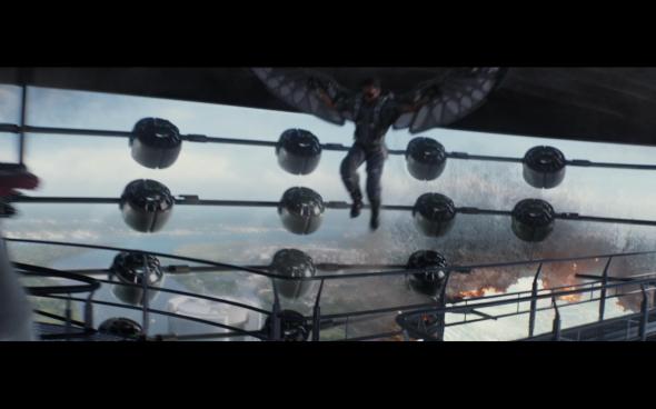 Captain America The Winter Soldier - 2041