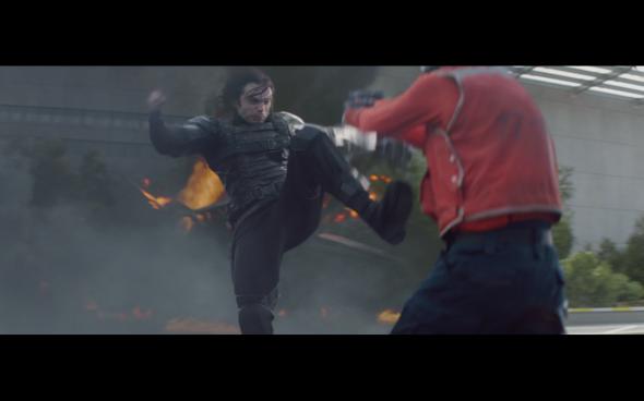 Captain America The Winter Soldier - 2056