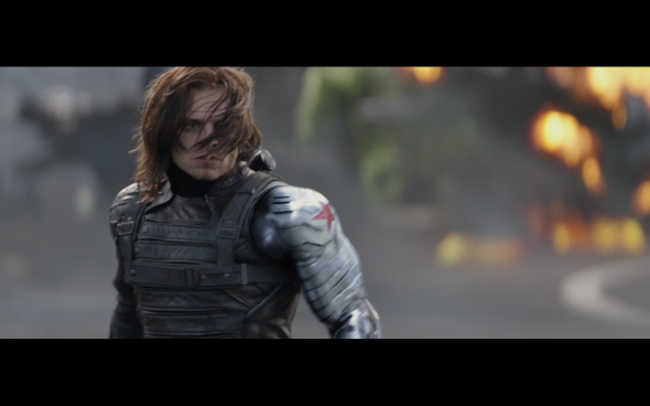 Captain America The Winter Soldier - 2060