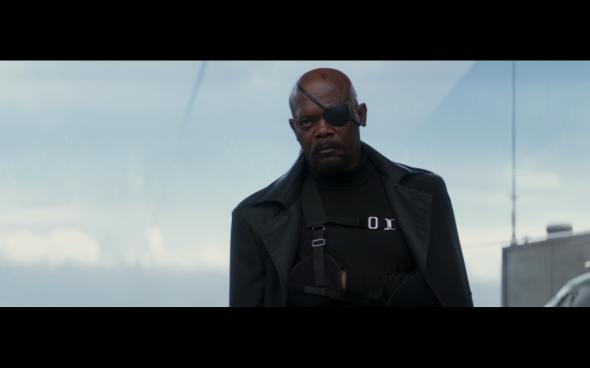 Captain America The Winter Soldier - 2077