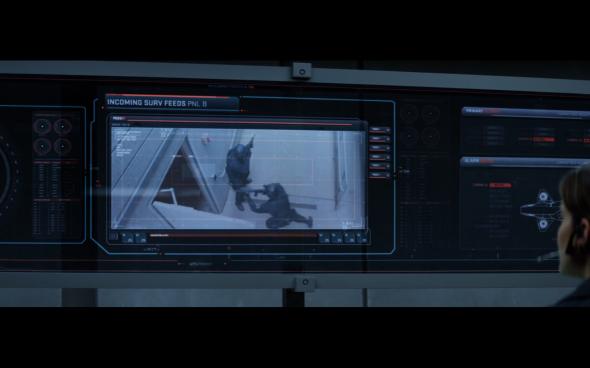 Captain America The Winter Soldier - 2092