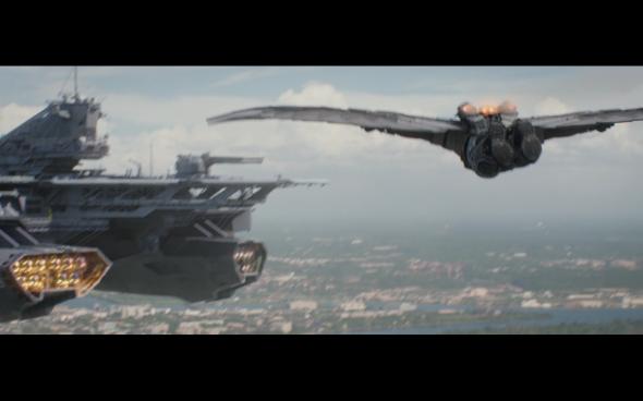 Captain America The Winter Soldier - 2099