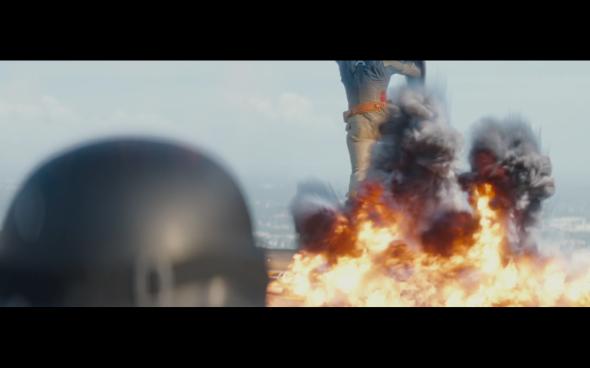 Captain America The Winter Soldier - 2100