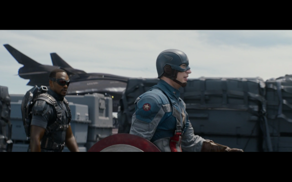 Captain America The Winter Soldier - 2110