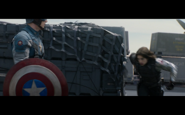 Captain America The Winter Soldier - 2111