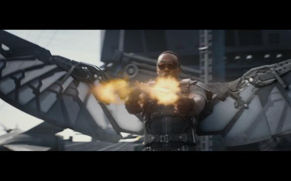 Captain America The Winter Soldier - 2118