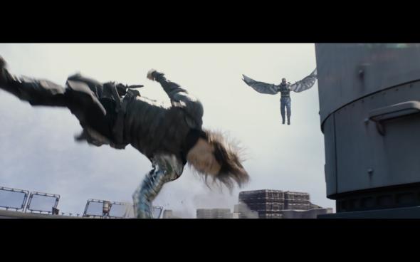 Captain America The Winter Soldier - 2119