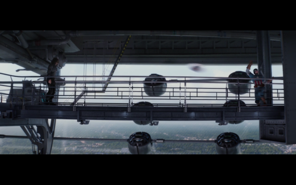 Captain America The Winter Soldier - 2160