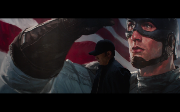 Captain America The Winter Soldier - 365