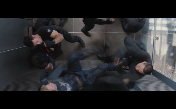 Captain America The Winter Soldier - 887