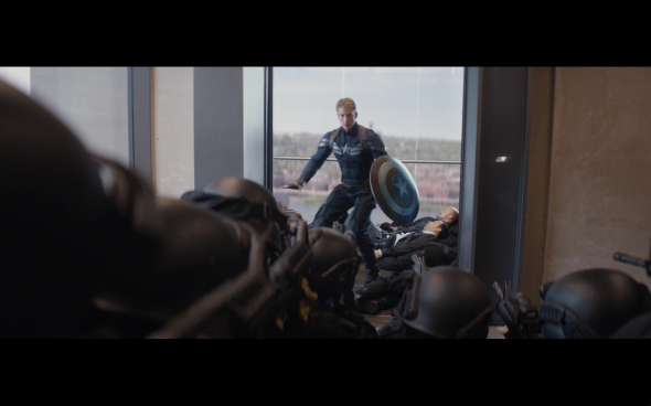 Captain America The Winter Soldier - 916