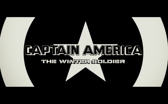 Captain America The Winter Soldier - Title Card
