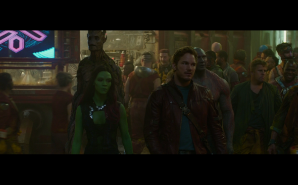 Guardians of the Galaxy - 1279