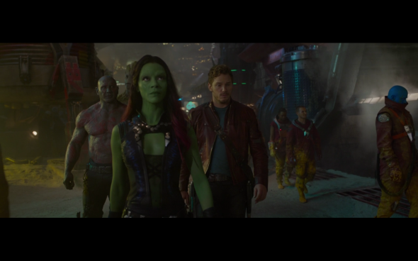 Guardians of the Galaxy - 1292