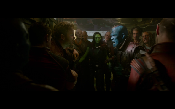 Guardians of the Galaxy - 1834