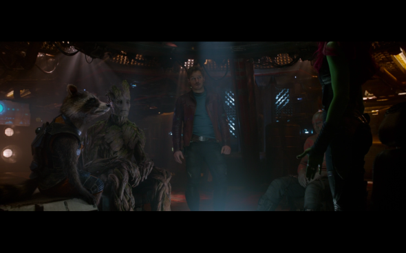 Guardians of the Galaxy - 1888