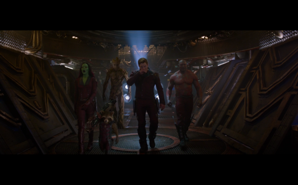 Guardians of the Galaxy - 2017