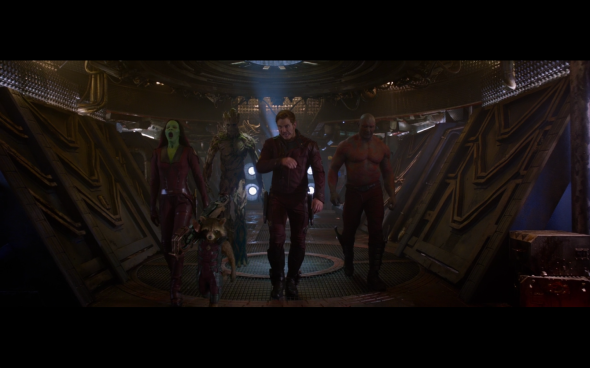Guardians of the Galaxy - 2018