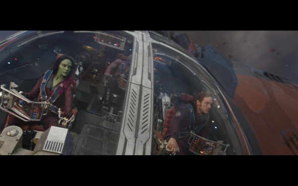 Guardians of the Galaxy - 2085