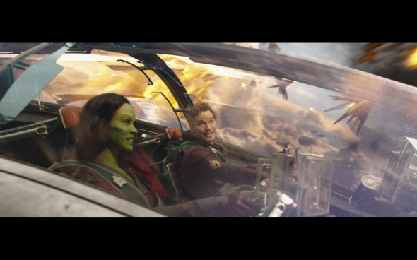 Guardians of the Galaxy - 2118