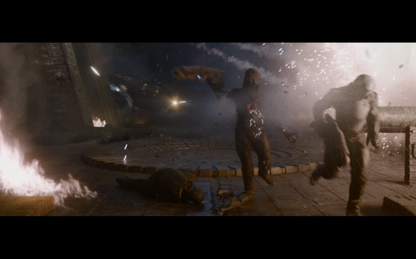 Guardians of the Galaxy - 2135