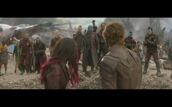 Guardians of the Galaxy - 2834