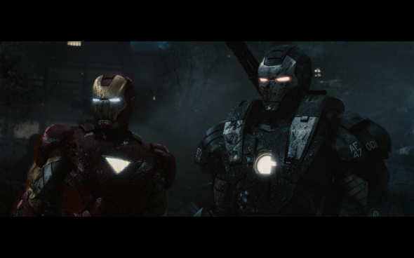 Iron Man 2 - 2001