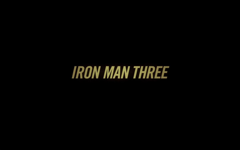 iron man 3 b movie blog