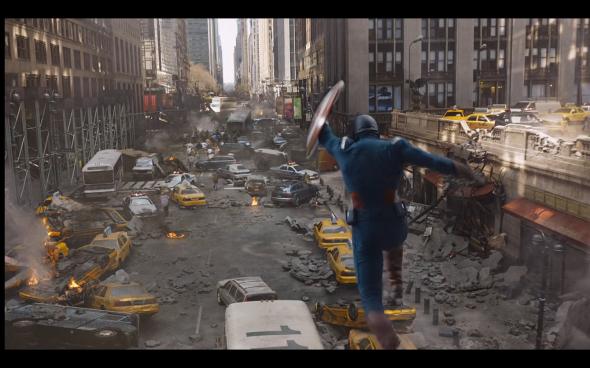 The Avengers - 2030
