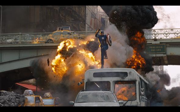 The Avengers - 2034