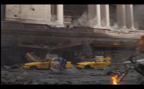 The Avengers - 2039