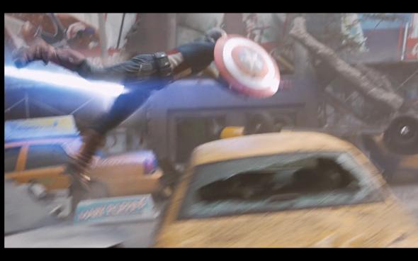 The Avengers - 2048