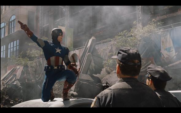 The Avengers - 2057
