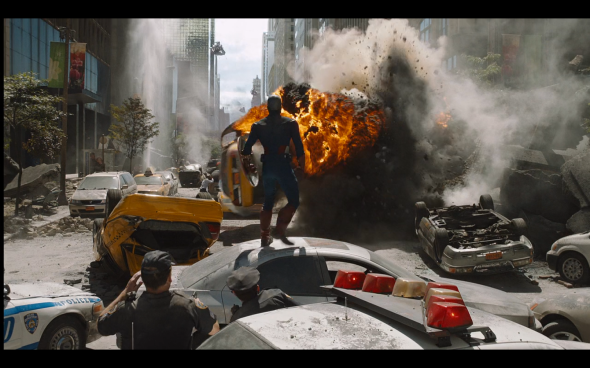 The Avengers - 2060