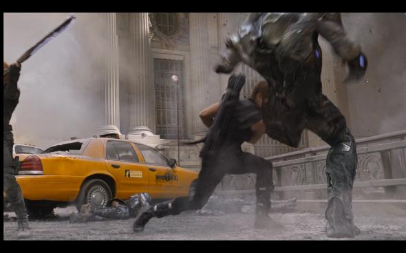 The Avengers - 2081