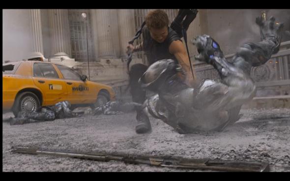 The Avengers - 2083