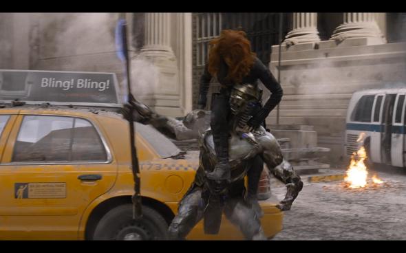 The Avengers - 2086