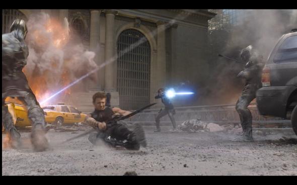 The Avengers - 2093