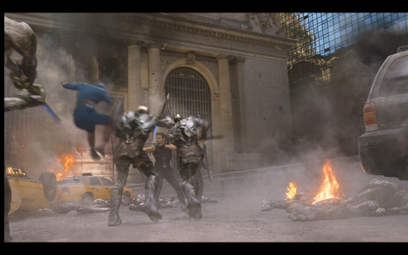 The Avengers - 2097